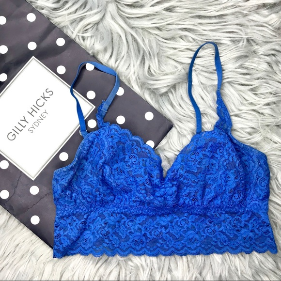 1046642ab4 Gilly Hicks Other - 💙 Cute Gilly Hicks Bralette 💙